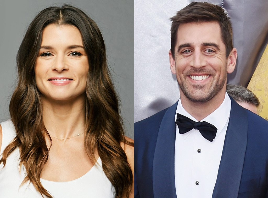 Danica Patrick 'Aaron Rodgers and I Are Dating'