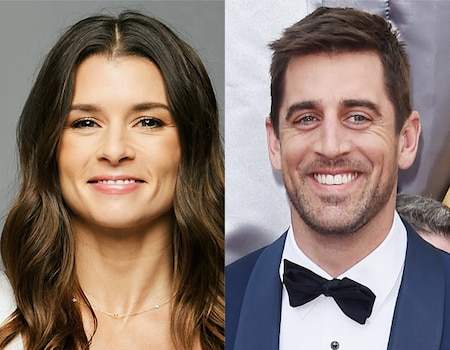 Danica Patrick Confirms She's Dating Quarterback Aaron Rodgers