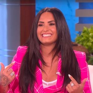 Demi Lovato, Ellen Degeneres Show