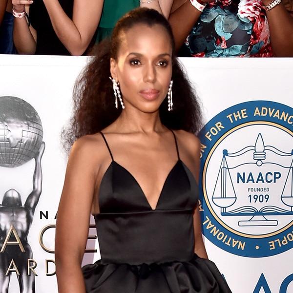 Kerry Washington, 2018 NAACP Image Awards
