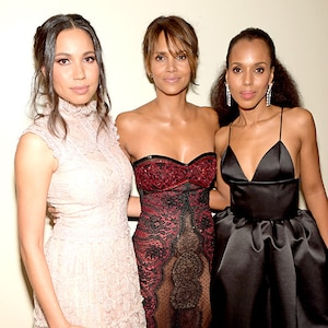 Jurnee Smollett-Bell, Halle Berry, Kerry Washington, 2018 NAACP Image Awards, Show