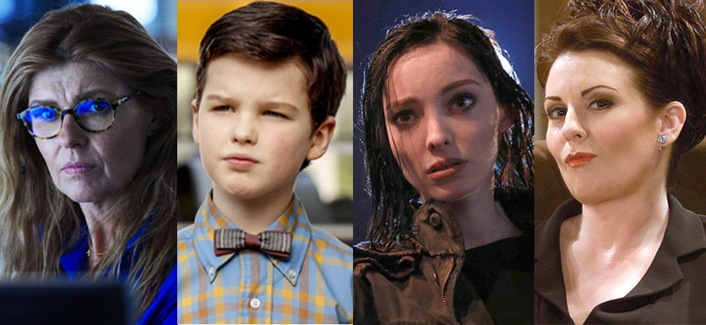 Renewed/Canceled gallery: 9-1-1, Young Sheldon, The Gifted, Will & Grace