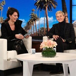 Ellen DeGeneres, Penelope Cruz