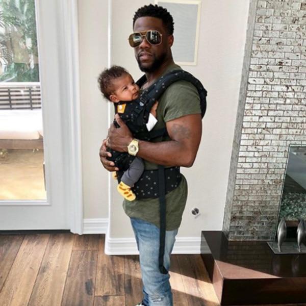 Hilton debuts new baby