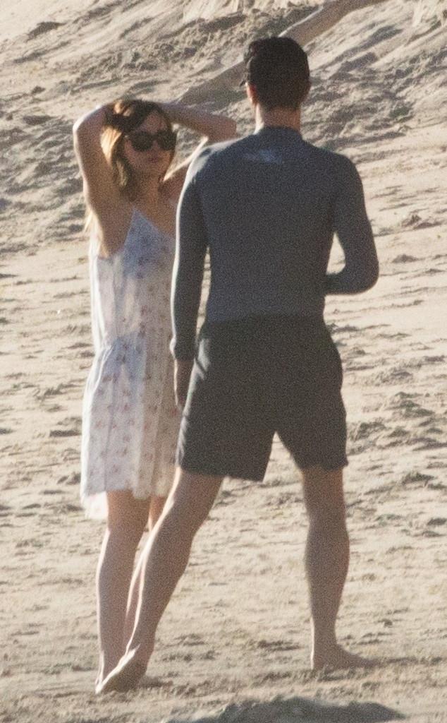 Chris Martin and Dakota Johnson Take Their Romance to the ...