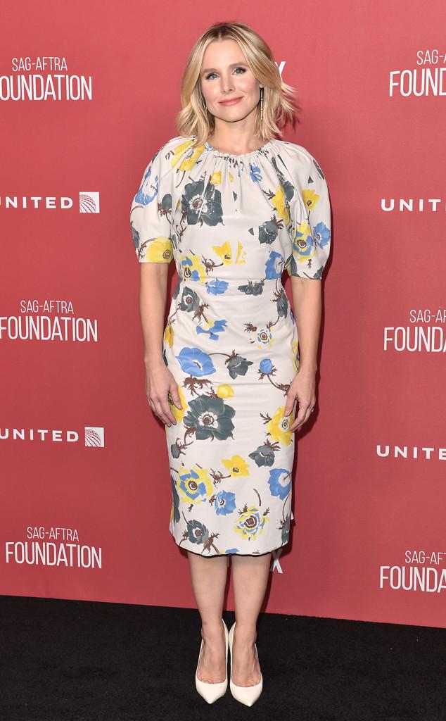 Kristen Bell, SAG, SAG-AFTRA Awards, SAG Awards