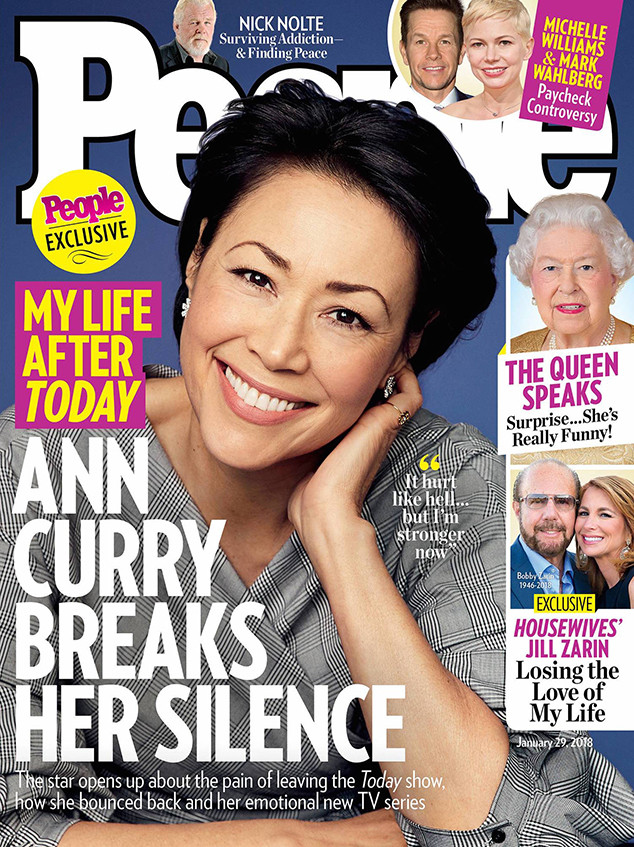 Ann Curry, People