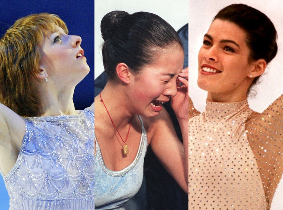10 Most Emotional Figure Skating Olympic Moments Of All Time
