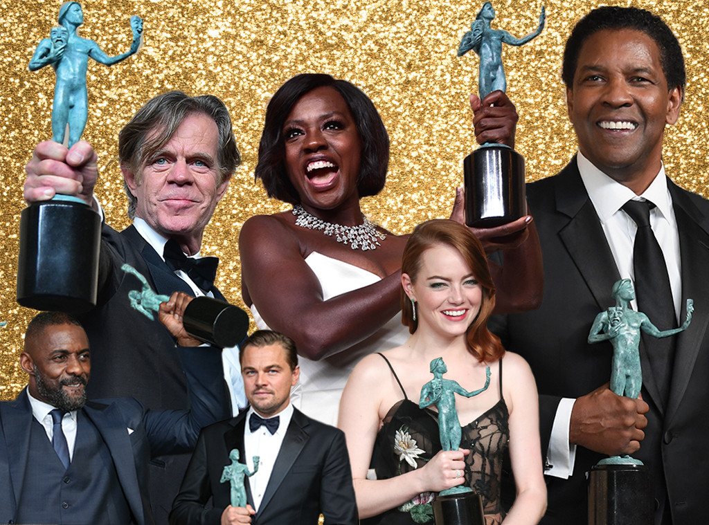 SAG Awards composite