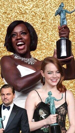 SAG Awards composite