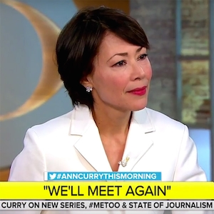 Ann Curry, CBS This Morning