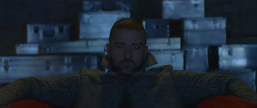 """Justin Timberlake Finds Love With Eiza González In Surreal, Post-Apocalyptic """"Supplies"""" Video"""