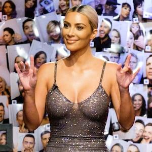 Kim Kardashian, The Late Late Show