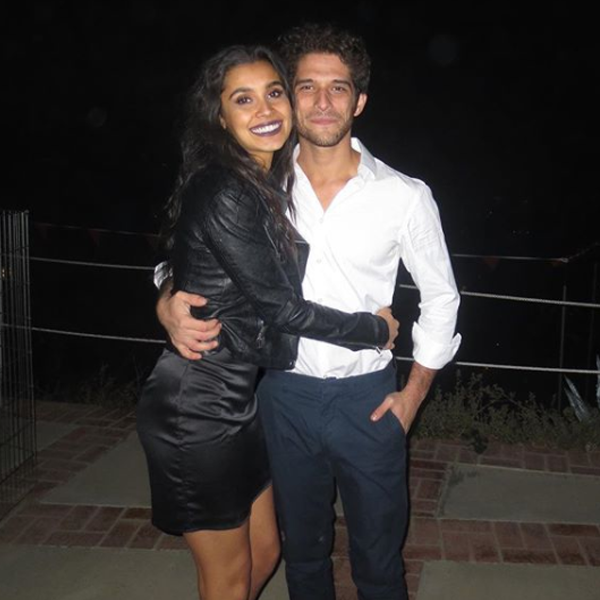 Right Way Auto >> Tyler Posey Just Shared the Most Heartfelt Message About His Girlfriend Sophia Taylor Ali | E! News