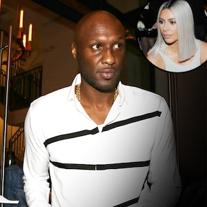 Kim Kardashian, Lamar Odom