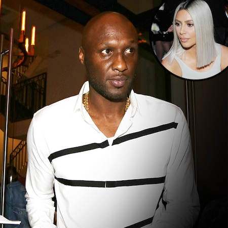 """lamar dating history Shore awkwardly made a point of stressing the kardashians' dating history, explaining """"kim is with kanye, you and lamar, the little ones too — with the latter referencing kylie jenner's controversial relationship with older boyfriend tyga."""