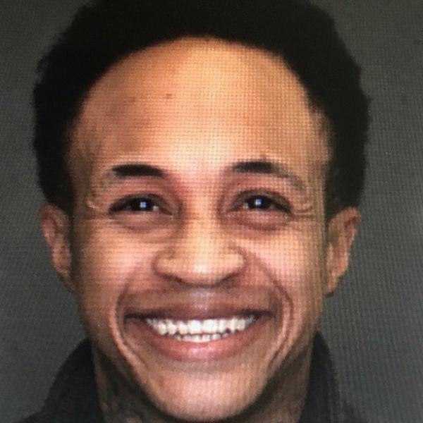 Orlando Brown, Mug Shot