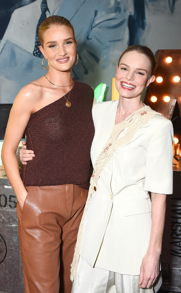 Rosie Huntington-Whiteley, Kate Bosworth