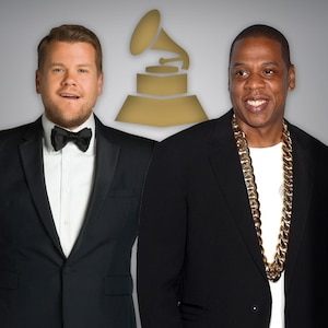 Grammys BTN, James Corden, Jay-Z