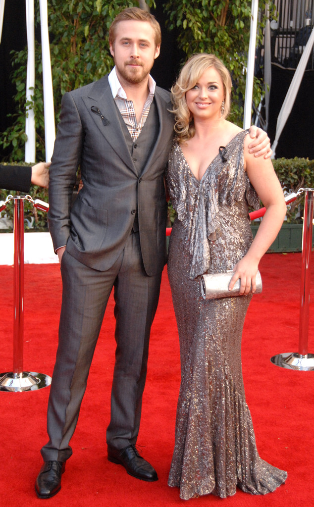 Ryan Gosling, Mandi Gosling