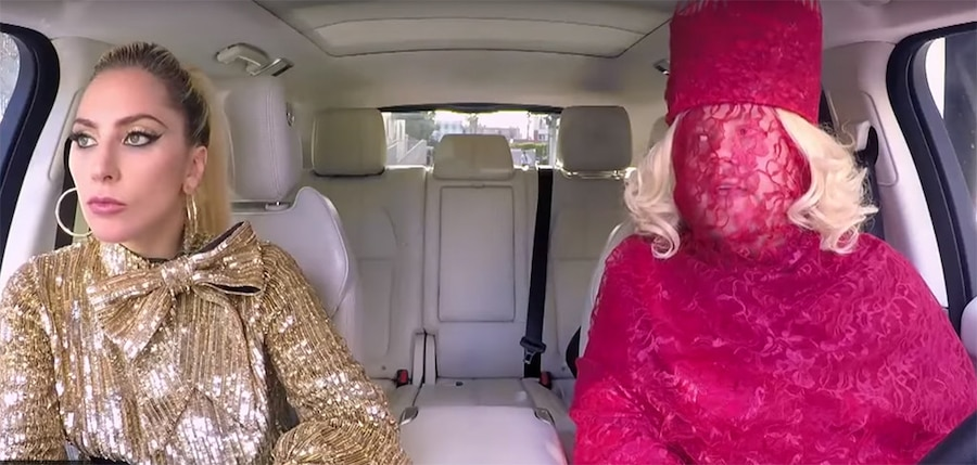 James Corden, Lady Gaga, Carpool Karaoke