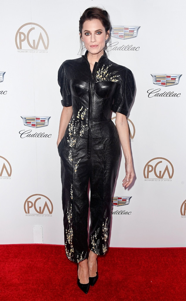 Allison Williams, 2018 Producers Guild Awards
