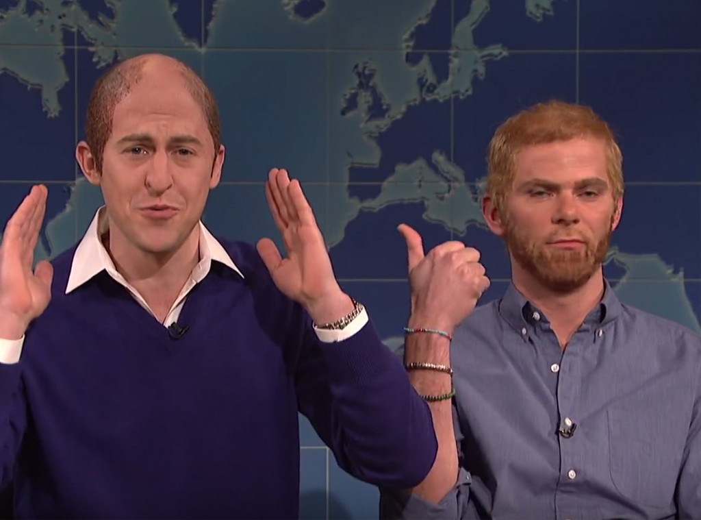 Snl Turns Prince William 39 S New Buzz Cut Into A Punch Line