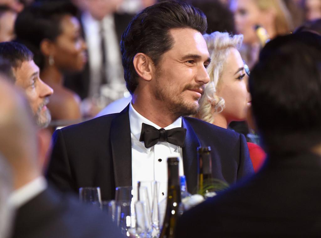 James Franco, 2018 SAG Awards
