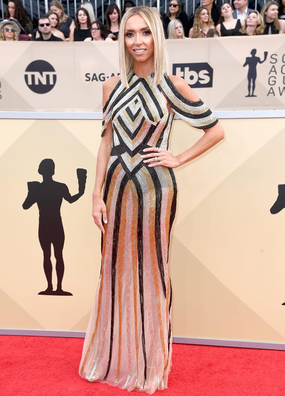ESC: SAG Awards, Giuliana Rancic