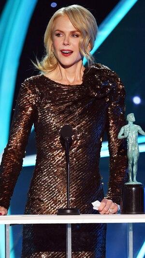 Nicole Kidman, SAG Awards, Winners, 2018