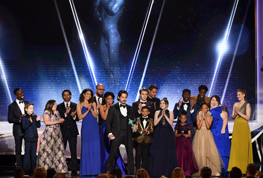 This Is Us, SAG Awards, 2018, Winners