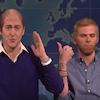 Saturday Night Live, Prince William, Prince Harry