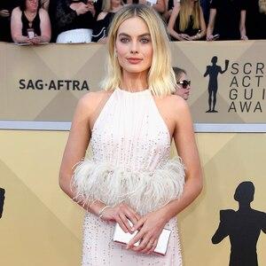 Margot Robbie, 2018 SAG Awards, Red Carpet Fashions