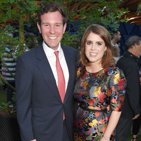 Princess Eugenie Is Engaged to Boyfriend Jack Brooksbank