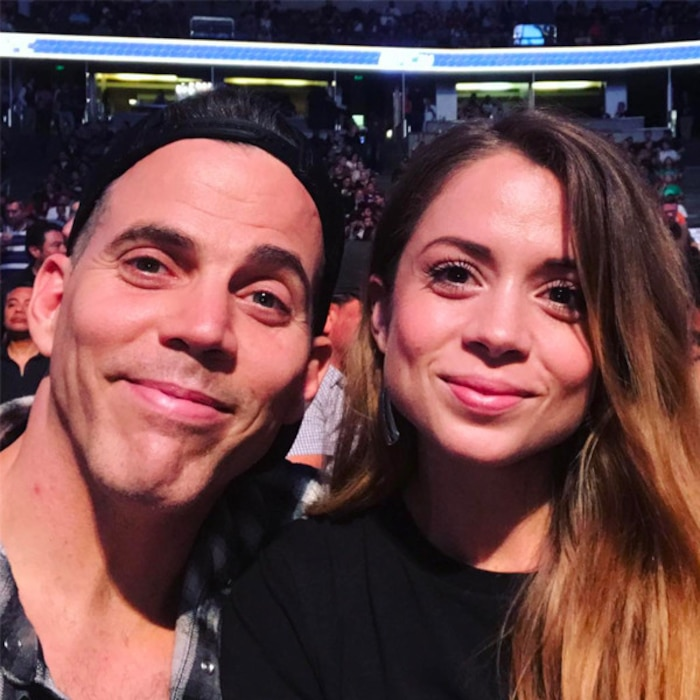 Steve O Engaged to Girlfriend Lux Wright See Her Ring
