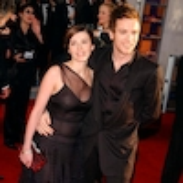 Ewan McGregor, Eve Mavrakis, Golden Globes