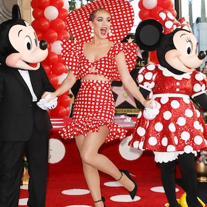 Katy Perry, Minnie Mouse, Mickey Mouse