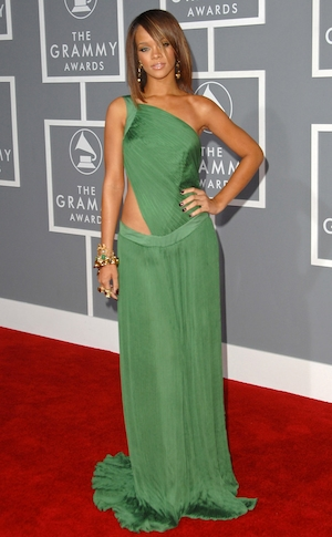 Rihanna, 2007 Grammy Awards