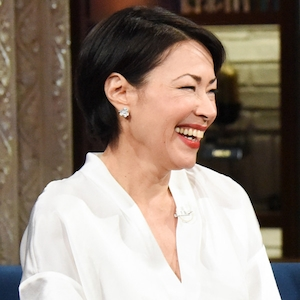 Ann Curry, The Late Show With Stephen Colbert