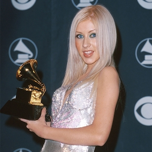 Christina Aguilera, 2000 Grammy Awards