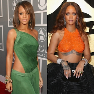 Rihanna, 2007, 2017 Grammy Awards