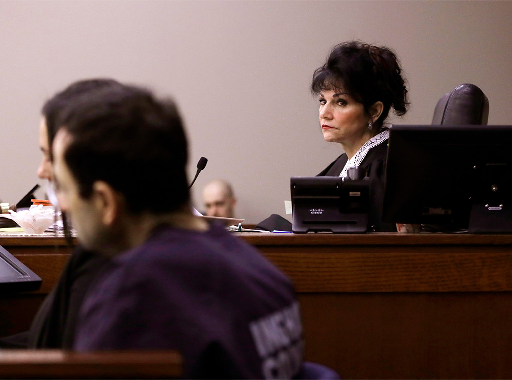 Larry Nassar, Judge Rosemarie Aquilina