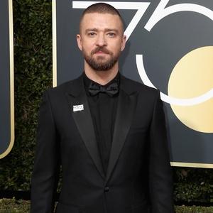 Justin Timberlake, 2018 Golden Globes