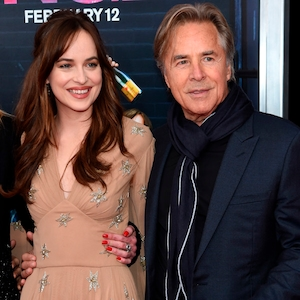 Dakota Johnson, Don Johnson