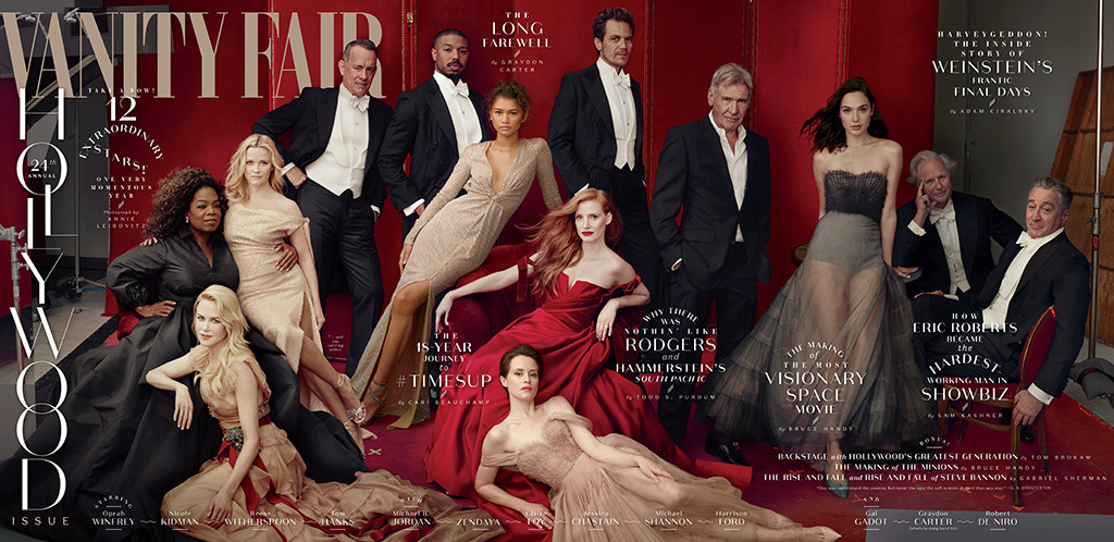 Vanity Fair, 2018 Hollywood Issue