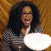 Oprah Winfrey Enthusiastically Demonstrates How to Clean Up Dog Poop Stains