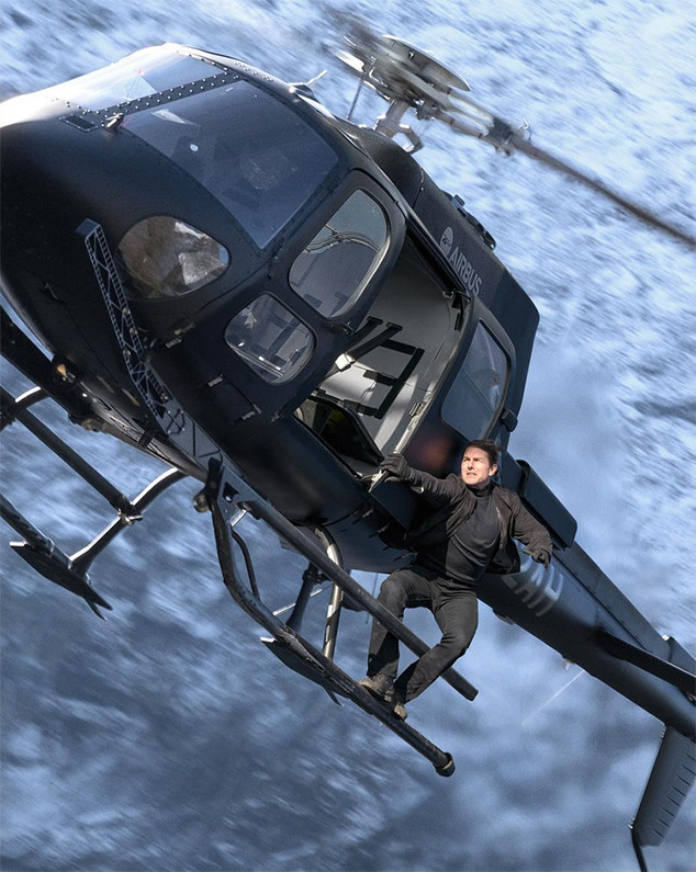 Tom Cruise S Mission Impossible Fallout Trailer Is Full Of Car Chases Helicopters And