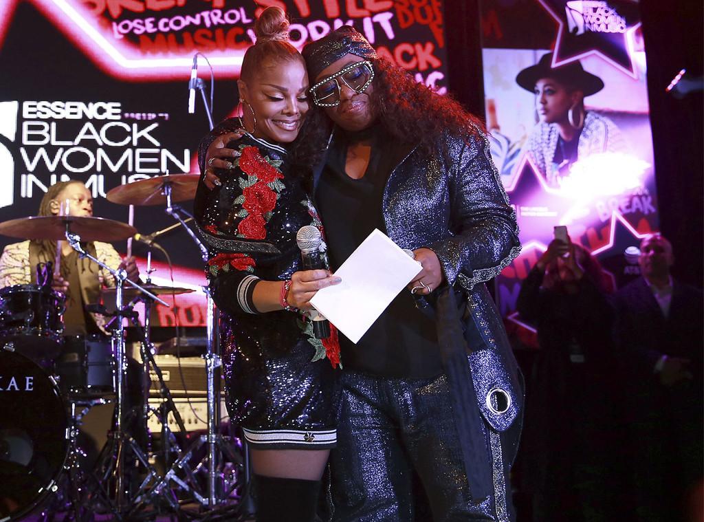 Janet Jackson, Missy Elliott