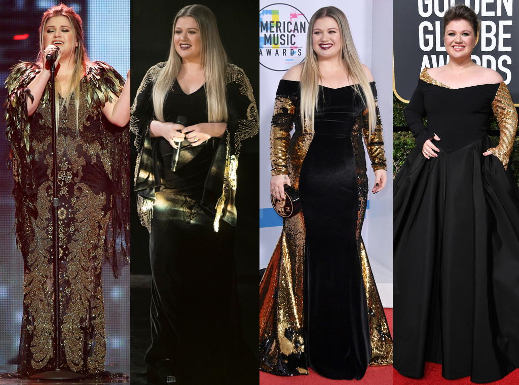 Kelly Clarkson, Black and Gold