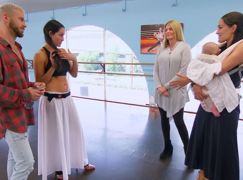 Nikki Bella, Brie Bella, Total Divas